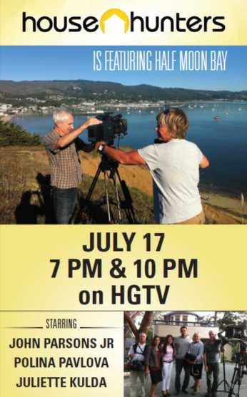 HVTV features Half Moon Bay