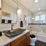 bathroom at 76 Precita Avenue Moss Beach