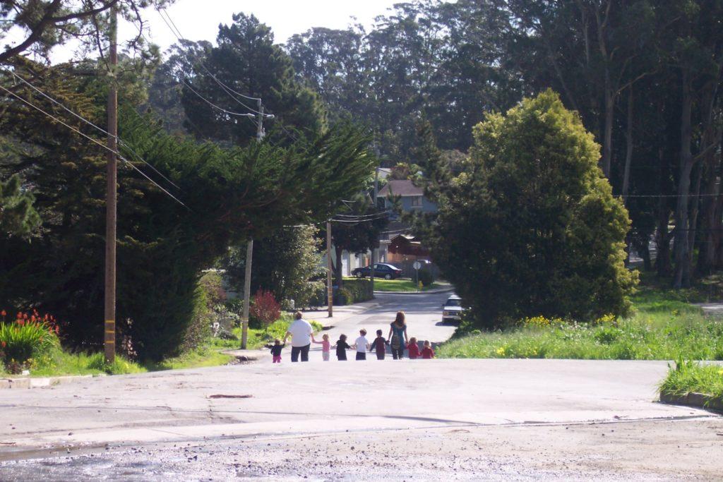 Lower El Granada walk
